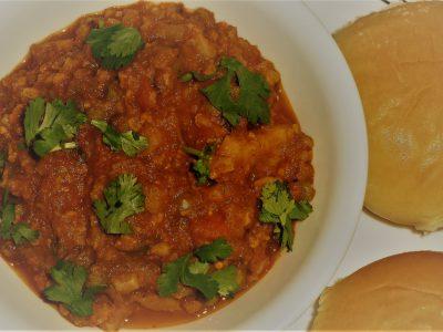 MUMBAI VEGETABLE MIX (PAV BHAJI)